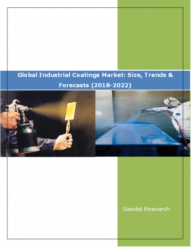 Global Industrial Coatings Market Report: Size, Trends & Forecasts (2018-2022)