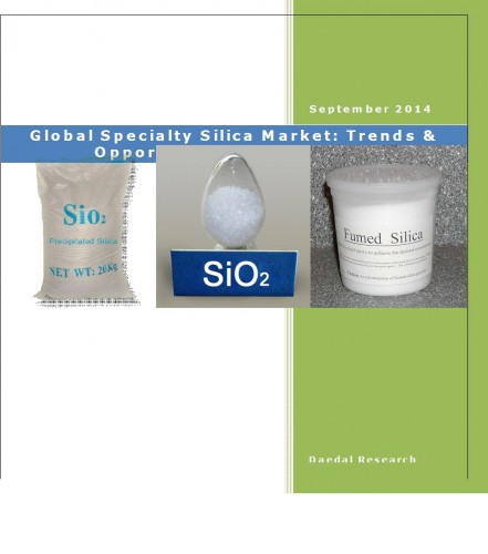 Global Specialty Silica Market (2014-2019) - Market Research Reports India