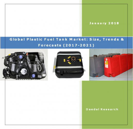 Global Plastic Fuel Tank Market Report: Size, Trends & Forecasts (2017-2021)