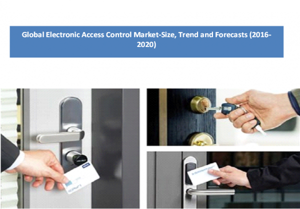 Electronic Access Control Market & Mobile Access Control Market : Keyless Access Control Market