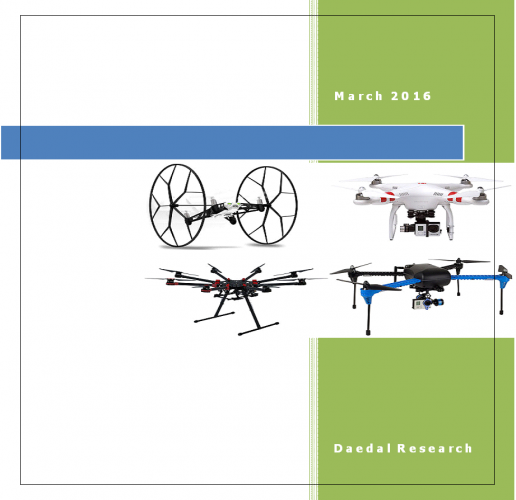 Global Drones Market: Trends and Opportunities (2016-2020)