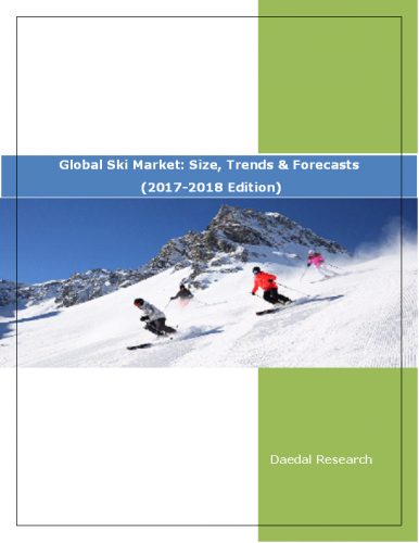 Global Ski Market Report: Size, Trends & Forecasts (2018 Edition)