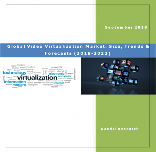 Global Video Virtualization Market Report: Size, Trends & Forecasts (2018-2022)