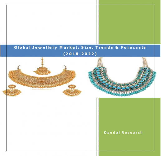 Global Jewellery Market Report, Jewellery Market: Size, Trends & Forecasts (2018-2022)