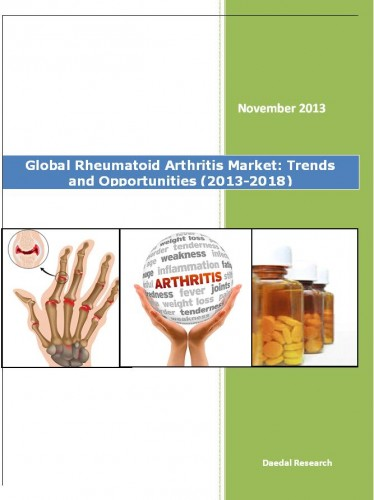 Global Rheumatoid Arthritis Market (2013-2018) - Research and Consulting Firm