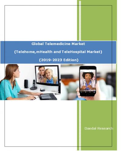 Global Telemedicine Market Report (Telehome, mHealth and Telehospital Market) (2019-2023 Edition)
