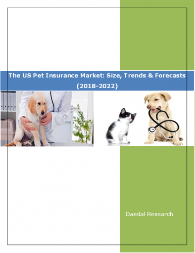 The US Pet Insurance Market Report: Size, Trends & Forecasts (2018-2022)