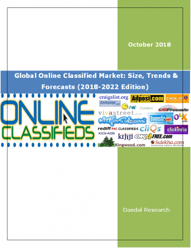 Global Online Classified Market Report: (2018-2022 Edition)