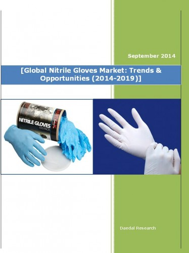 Global Nitrile Gloves Market (2014-2019) - Business Research Report