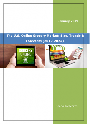 The U.S. Online Grocery Market Report: Size, Trends & Forecasts (2019-2023)