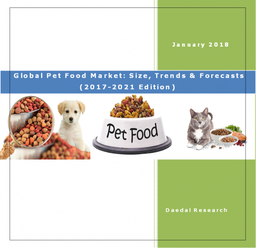 Global Pet Food Market Report: Size, Trends and Forecasts (2017-2021 Edition)