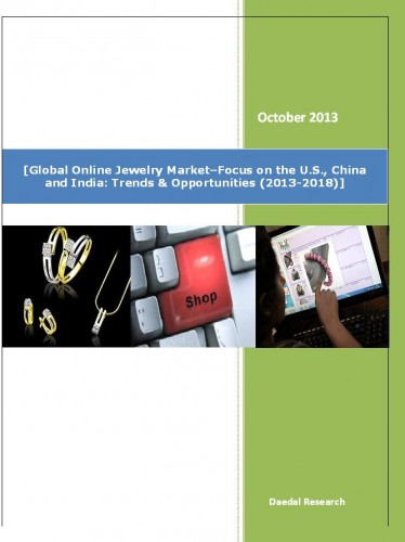 Global Online Jewelry Market (2013-2018) - Market Research Reports India