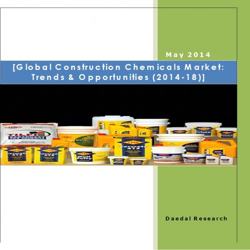 Global Construction Chemicals Market (2014-18) - Business Market Research Reports